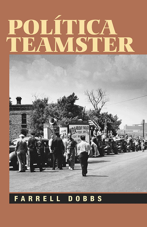 Front cover of Política Teamster