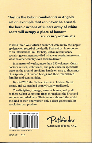 Back cover of Red Zone