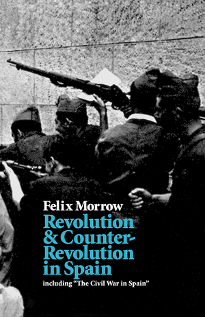 Front cover of Revolution and Counter-Revolution in Spain