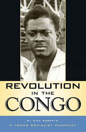 Front cover of Revolution in the Congo