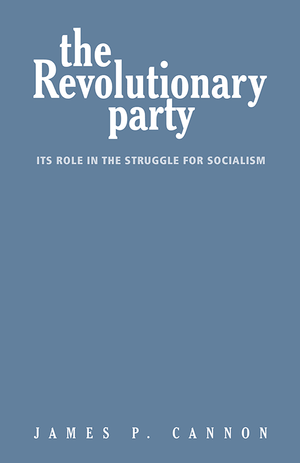 Front cover of The Revolutionary Party