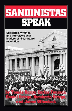 Front cover of Sandinistas Speak
