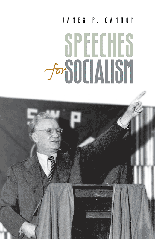 Speeches for Socialism