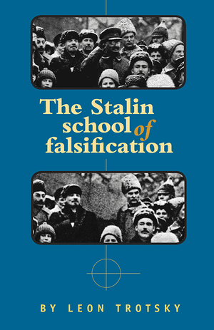 Front cover of The Stalin School of Falsification