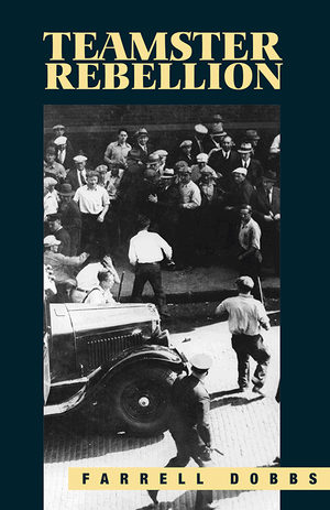Front cover of Teamster Rebellion