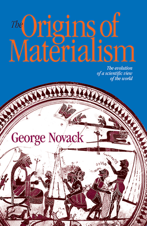 Front cover of The Origins of Materialism