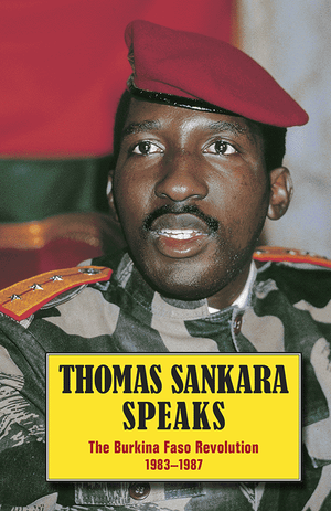 Front cover of Thomas Sankara Speaks