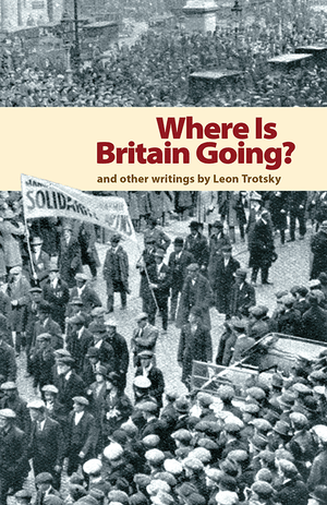 Front cover of Where Is Britain Going?