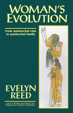Front cover of Woman's Evolution