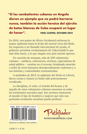 Back cover of Zona Roja