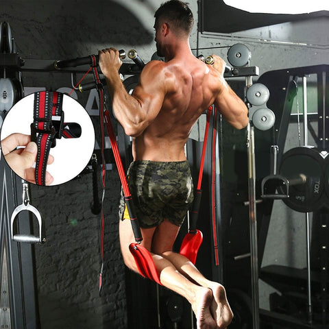 Advanced FITNESSAFE™️ PULL UP resistance band