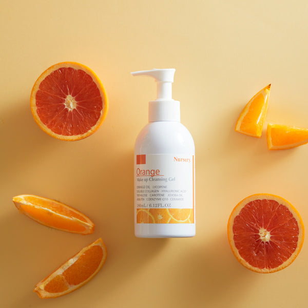 W Cleansing Gel ORANGE