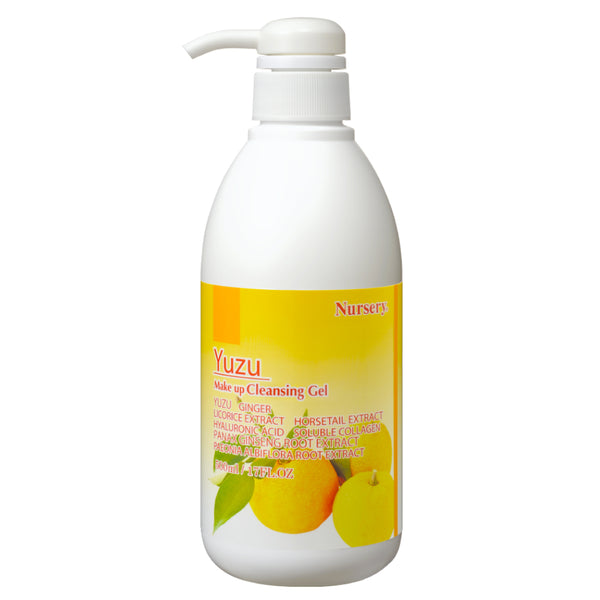 W Cleansing Gel YUZU