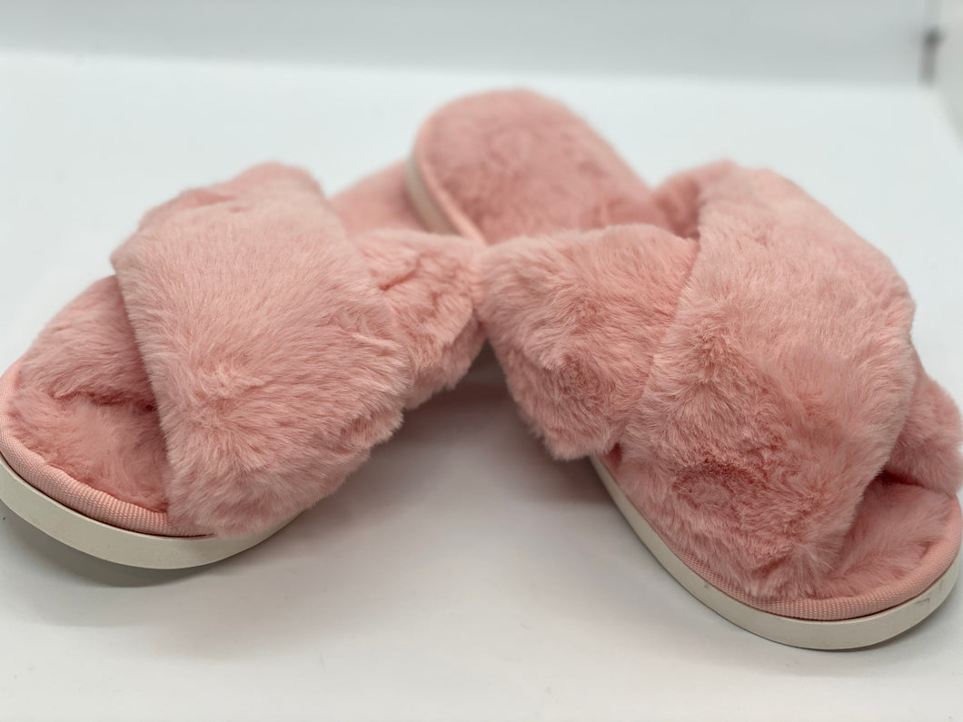 Kids Criss Cross Slippers