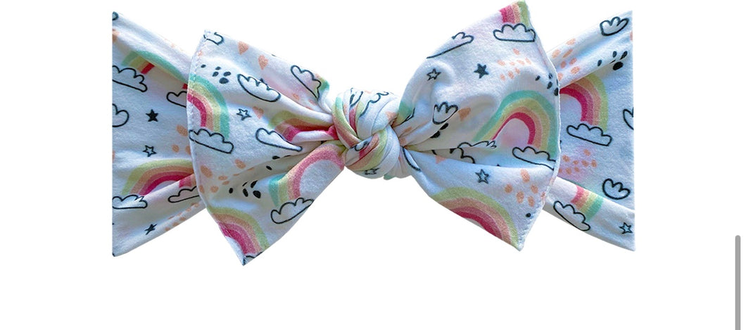 Baby Bling Rainbow Dream Knot