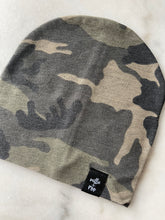 Load image into Gallery viewer, Dusty Green Camo Beanie