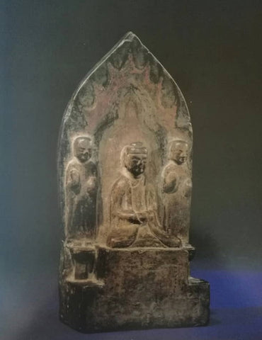 Impressive Large Stele of Northern Qi or Sui Dynasties