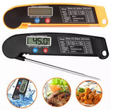 Best Digital meat thermometer, probe, thermocouple, instant reading, accurate, perfect for grilling, BBQ, smoker, oven, candy, liquid, milk, kitchen gadget gift, cooking accessories, chef utensil, kitchen gadget, kitchen gift, cool new kitchen tool, trendy, as seen on TV, best kitchen gadget 2021, cookware, free shipping