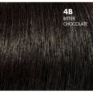 4B Bitter Chocolate Hair Dye With Organic Ingredients 120 mL / 4 fl. oz.