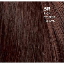 Load image into Gallery viewer, 5R Rich Copper Brown Hair Dye With Organic Ingredients 120 mL / 4 fl. oz.
