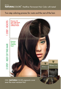 ONC 2-Step Process for Hair Brochure Front