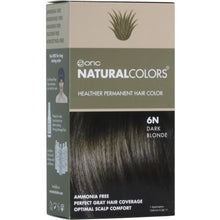 Load image into Gallery viewer, ONC NATURALCOLORS 6N Natural Dark Blonde Hair Dye