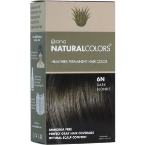 ONC NATURALCOLORS 6N Natural Dark Blonde Hair Dye