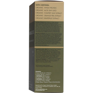 4M Medium Mahogany Brown Hair Dye With Organic Ingredients 120 mL / 4 fl. oz.
