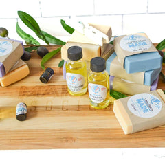 Natural Goat Milk Soap DIY Kit