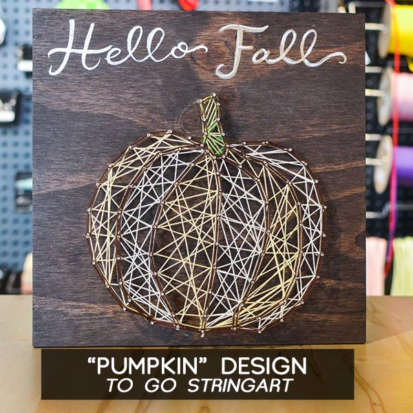 String Art DIY Kit