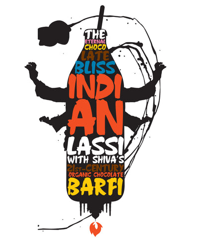 The eternal chocolate bliss Indian lhasi