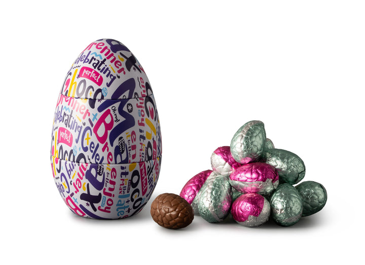 Chocolate Eggs - Chocolate gift for kids