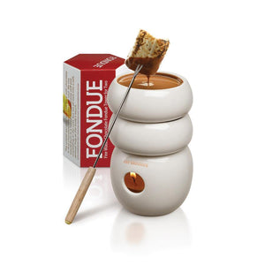Fondue Tower - Max Brenner utensils