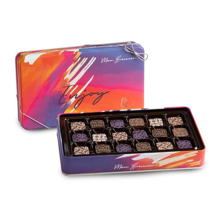 ENJOY 18 PRALINES - Chocolate box