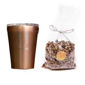 Travel Cup & Chocolate Chunks - Max Brenner | USA