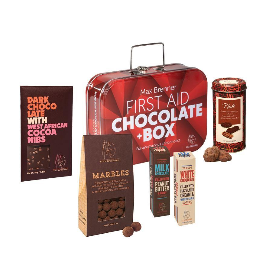 First Aid Chocolate Box - Special chocolate gift box