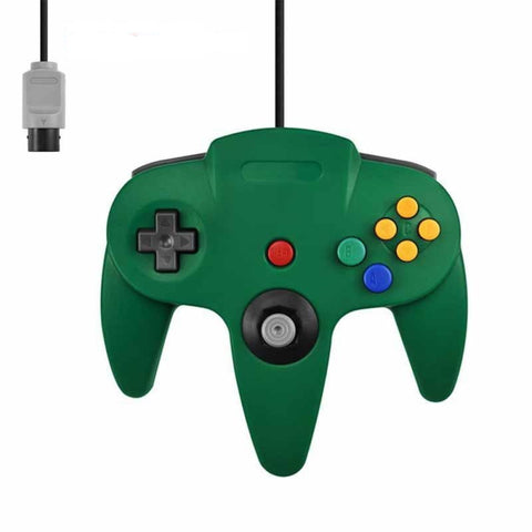 Wired N64 Gamepad Controller