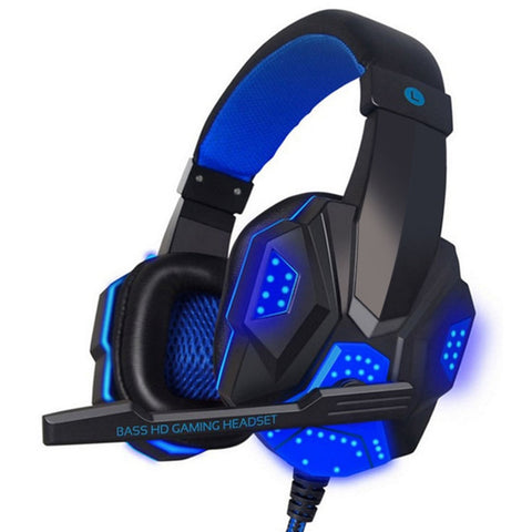Deep Bass Stereo Wired Headset