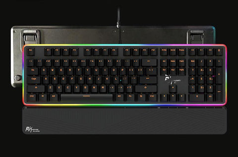 Backlit Mechanical Gaming Keyboard