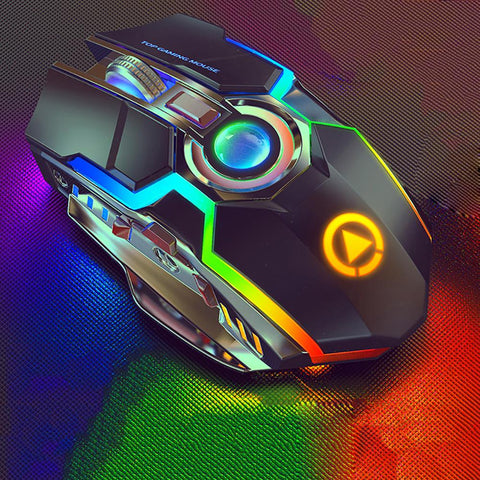 Wireless Gaming Mouse Rechargeable