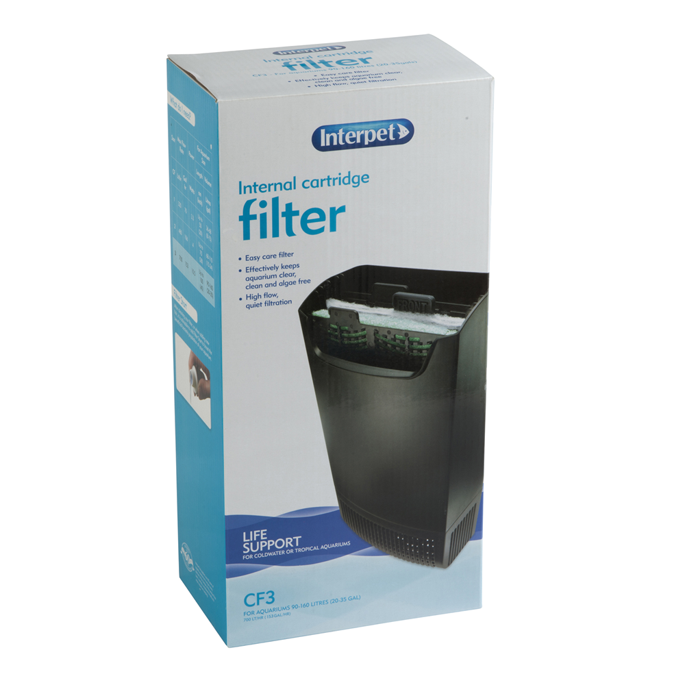 Interpet Internal Cartridge Filter CF 3