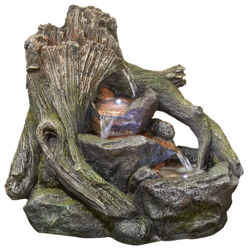 Kelkay Woodland Twist Water Feature