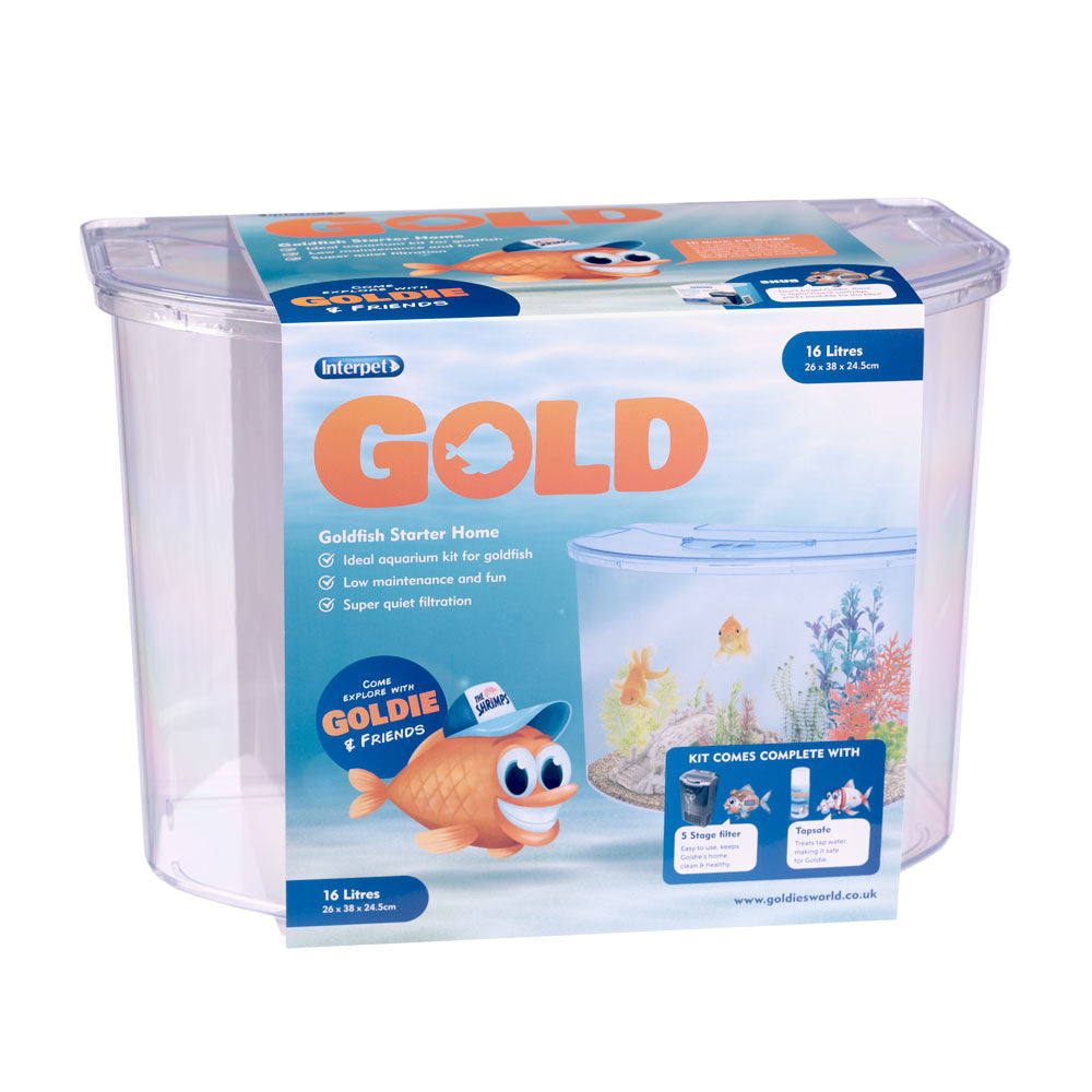 Interpet Goldie Starter Kit
