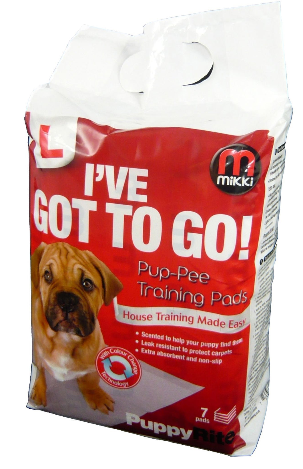Mikki Pup-pee Training Pads
