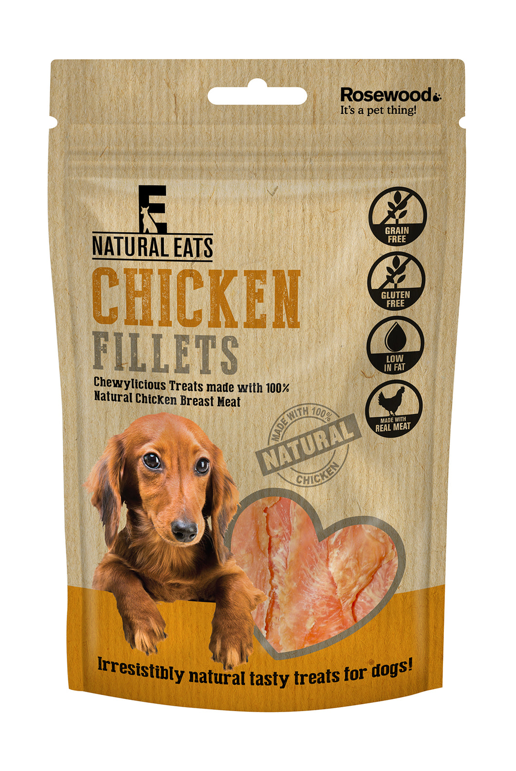 Chicken Fillets 100g