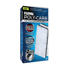 Load image into Gallery viewer, Fluval U2 Poly-Carb Cartridge