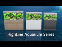 Load and play video in Gallery viewer, Oase HighLine 400 Aquarium & Cabinet