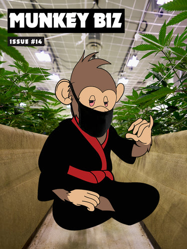 Munkey Biz Issue #14