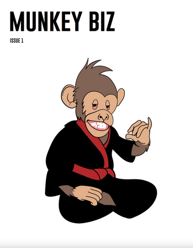 Munkey Biz Issue #1