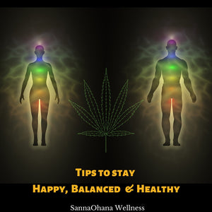Tips to Stay Healthy, Balanced, & Healthy from SannaOhana Wellness